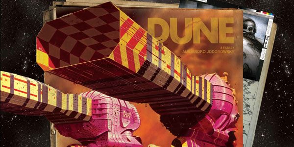 "Reviewing ""Jodorowsky's Dune"""