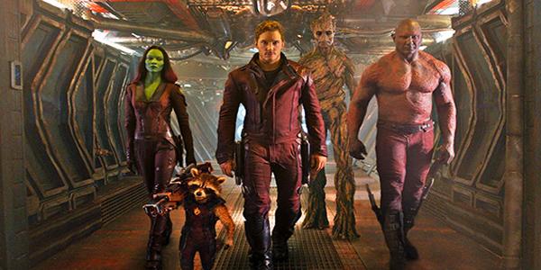 The Avengers/Guardians Connection
