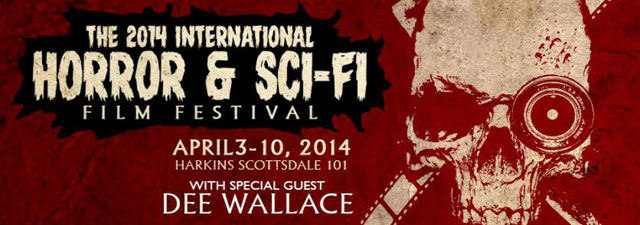 Horror & Sci-Fi Film Festival 2014