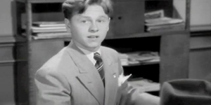 Mickey Rooney Babes in Arms