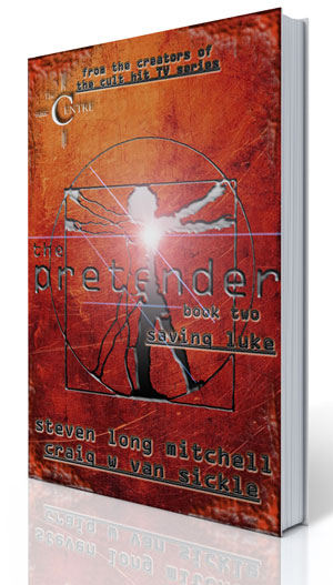 The Pretender Book 2: Saving Luke