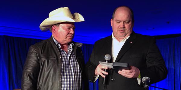 Shatner Receives Prestigious NASA Award