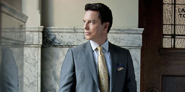 Barrowman Becomes Regular On Arrow