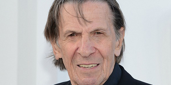 "Nimoy ""Out of This World"""