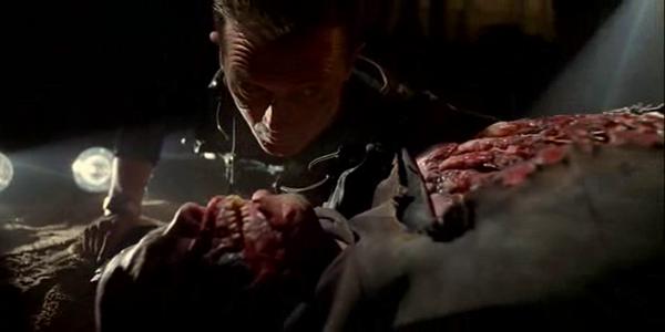 Sci-Fi to Sci-Fact: Flesh Melting Disease
