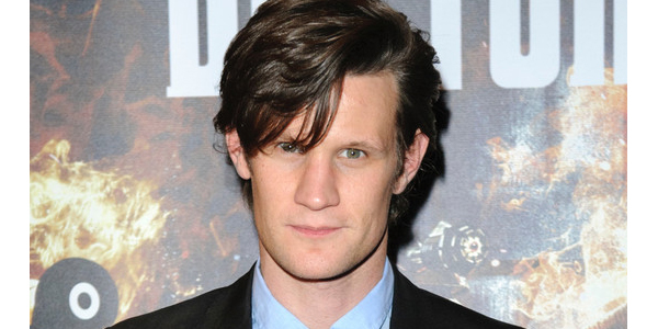 Matt Smith In New Terminator Trilogy