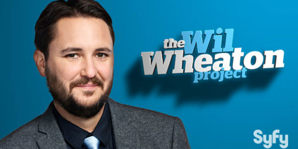 "Syfy Goes Thumbs Down On ""The Wil Wheaton Project"""