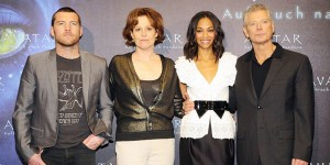 """Avatar"" Cast"