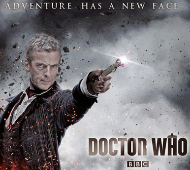 Capaldi is Doctor Who