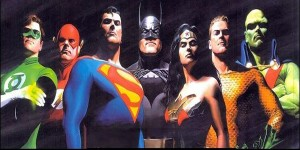 DC Comics Movies Unveil at July ComicCon
