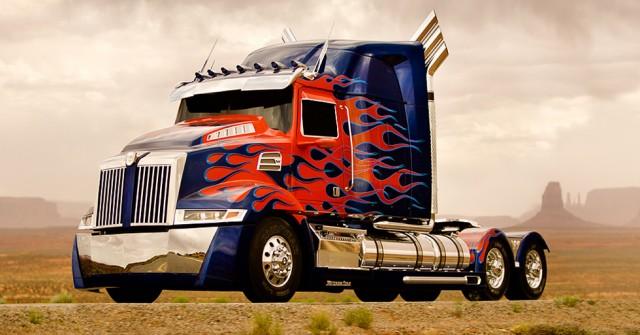 Optimus Prime (Transformers 4)