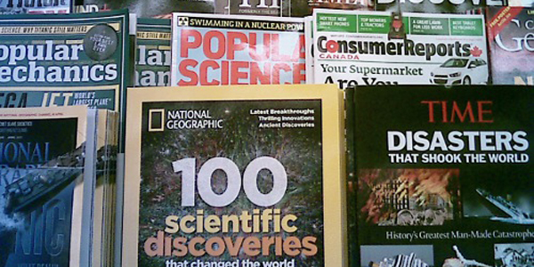 Which Science Magazine Are/Were Your Favorites To Read?