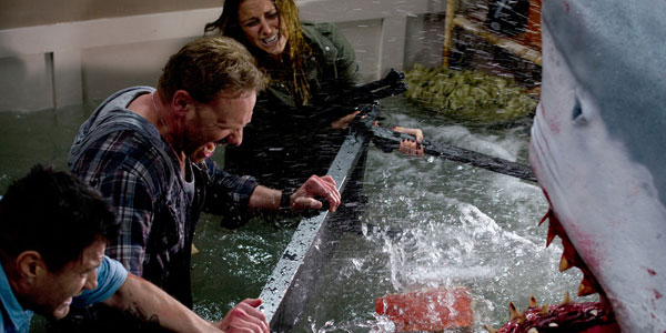 "RiffTrax Live Takes on ""Sharknado"""