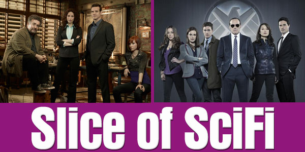 TV Finales: Warehouse 13 and Agents of SHIELD