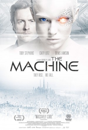The Machine one sheet