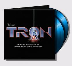 Original Tron Soundtrack Reissued With Limited Edition Vinyl Lp