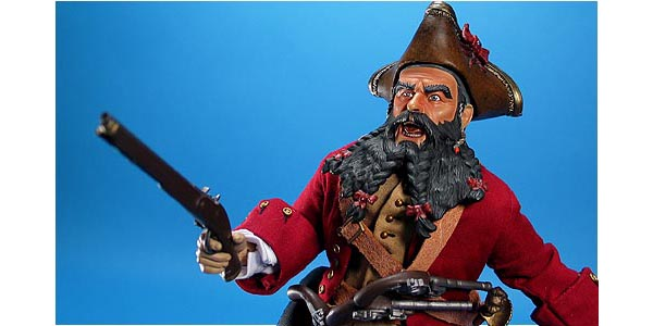 Who Is Your Favorite Blackbeard Actor?