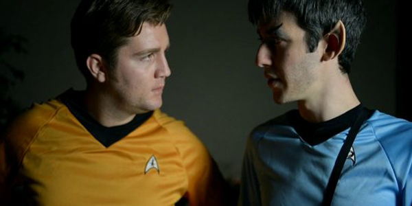 Star Trek 420: Borough on the Edge of Forever – A Parody