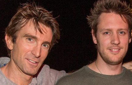 Sharlto Copley and Neill Blomkamp