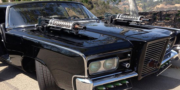 Black Beauty Goes On Auction Block