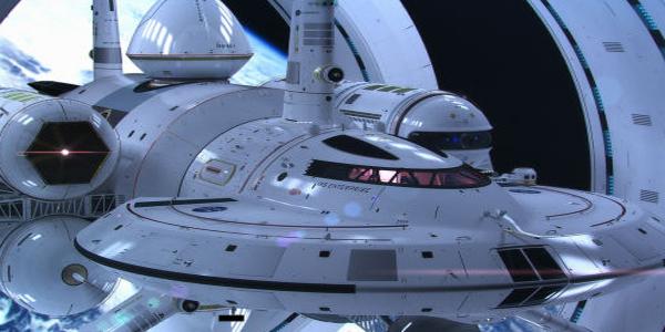 Sci-Fi to Sci-Fact: The NASA-Star Trek Mind Meld