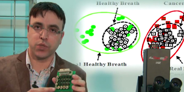 Sci-Fi to Sci-Fact: Cancer Breathalyzer