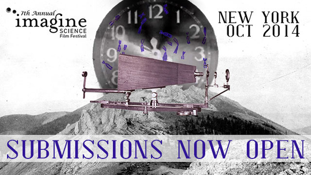 Imagine Science 2014: Time