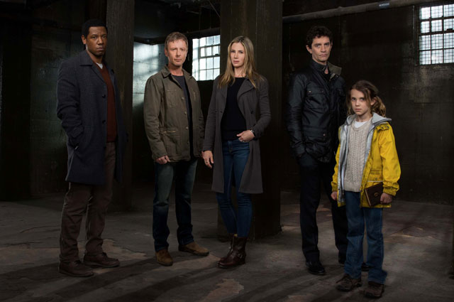 Intruders cast photo