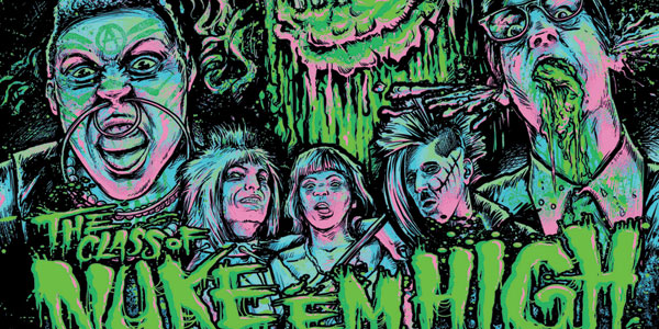 """Class of Nuke 'Em High"" Limited Edition Soundtrack Release"
