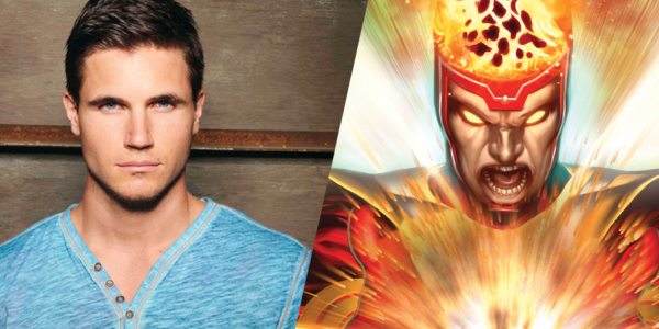 "Robbie Amell Joins ""The Flash"""