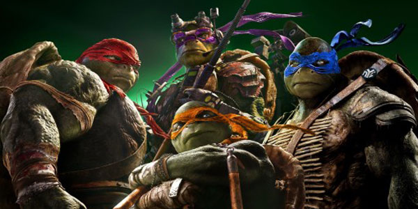 """Teenage Mutant Ninja Turtles"" — A Slice of SciFi Review"