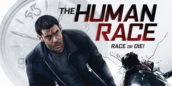 """The Human Race"" Signed Poster Giveaway"