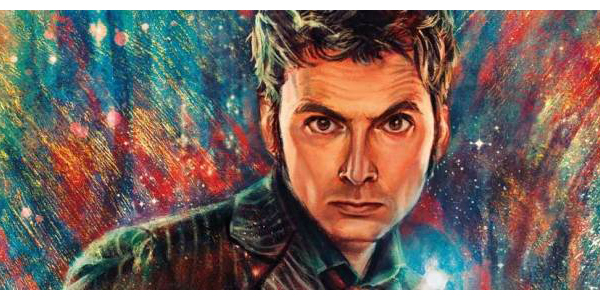 Titan Comics' The Tenth Doctor #2 – A Slice of SciFi Review