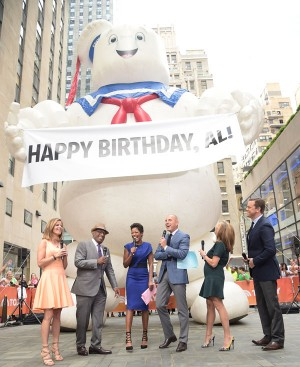 Ghostbusters Today Show Surprise