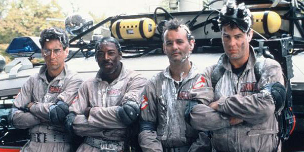 """National Ghostbusters Day"" Celebrates Film's 30th Anniversary"