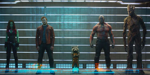 "Reviewing ""Guardians of the Galaxy"""