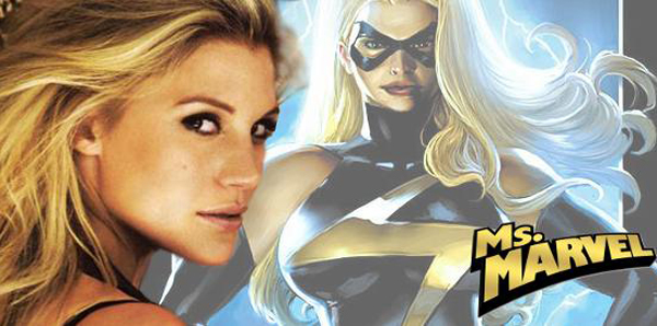 "Sackhoff Not To Appear In ""Avengers: Age of Ultron"""