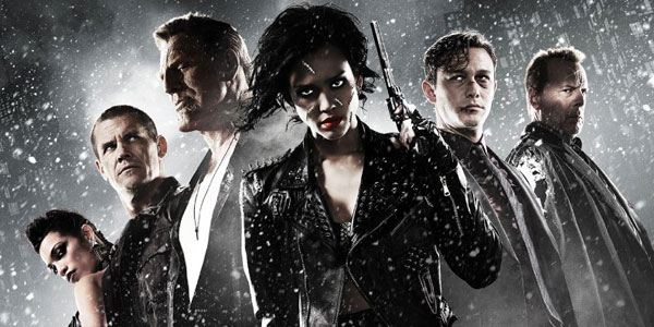 """Sin City: A Dame to Kill For"" — A Slice of SciFi Review"