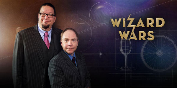 """Wizard Wars"" Brings Magic and Illusion to Syfy"