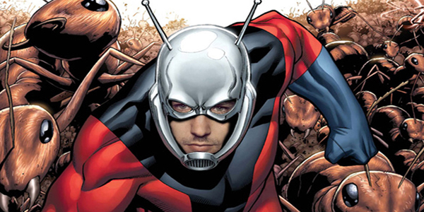 Rudd Is Ant-Man