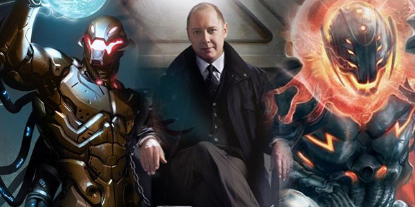"James Spader: From ""Blacklist"" to Ultron"