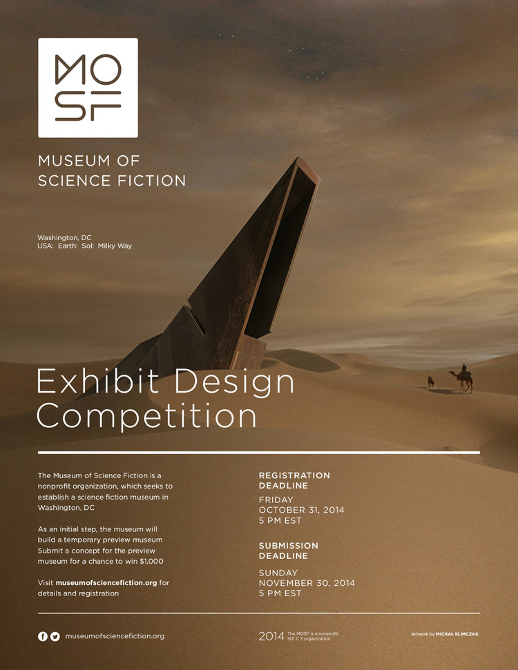 Exhibit Design Poster 2