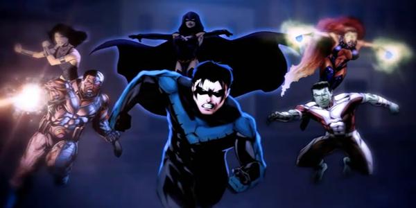 Titans TV Series Getting Closer