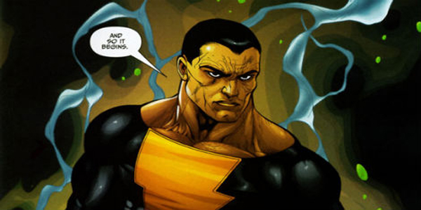 Dwayne Johnson Will Portray Black Adam