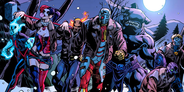 "DC's ""Suicide Squad"" Adaptation Up Next for Warner Bros"