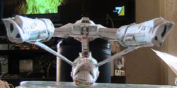 Star Trek: Papercraft