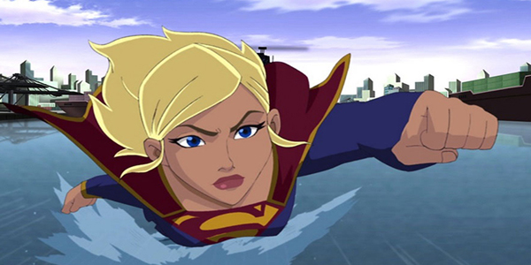 Supergirl TV Series in Development
