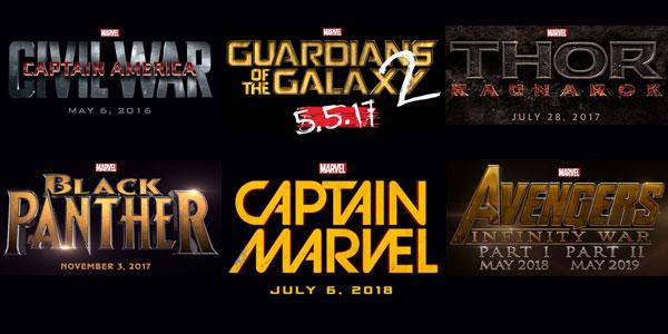 Marvel Cinematic Uni Phase 3