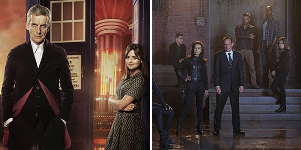 TV Talk: Agents of SHIELD and Doctor Who
