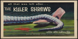 """The Killer Shrews"" Coming to DVD"